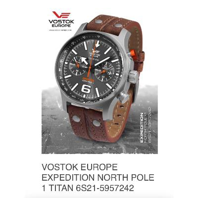 Hirdetések - Speciális óra - Vostok Europe férfi karóra ff263df584